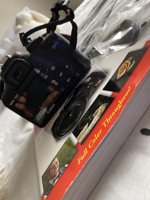 Canon EOS Rebel xs/1000D