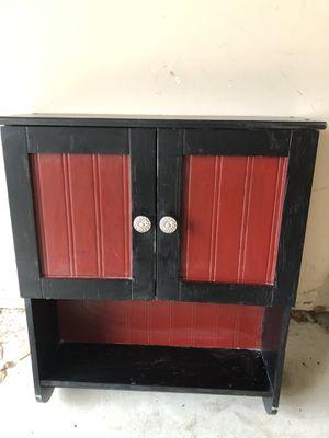 Antique medicine cabinet for Sale in Austin, TX