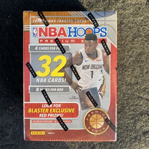 2019-20 Hoops Premium Stock Blaster Box for Sale in Long Beach, CA