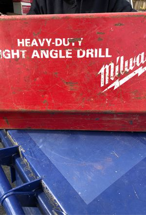 Heavy duty right angle drill for Sale in Bonney Lake, WA