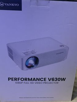 Full Performance Video Projector for Sale in SeaTac,  WA