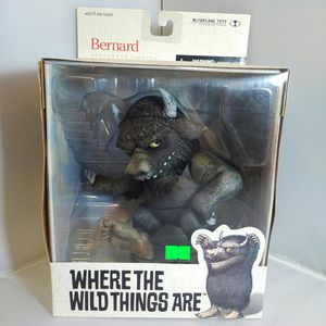 Where The Wild Things Are Bernard Figure for Sale in Vancouver, WA