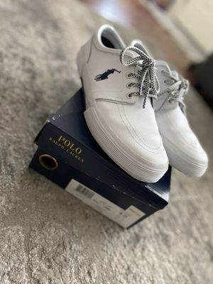 Polo Ralph Lauren sneakers for Sale in Fresno, CA