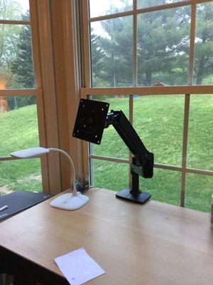Amazon Basics Computer Monitor Desk Stand—Brand New for Sale in CHRISTIANSBRG, VA