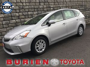 2012 Toyota Prius v for Sale in Seattle, WA