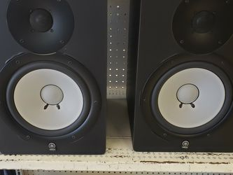 Yamaha Pair Powered Monitor Speaker for Sale in Austin,  TX