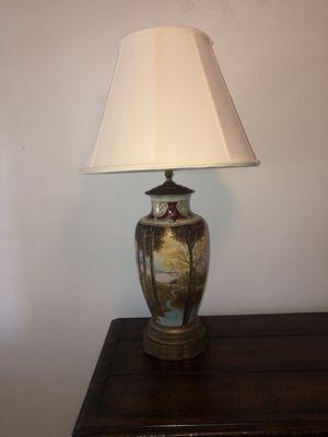Antique painted lamp for Sale in Phoenix, AZ