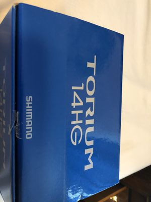Shimano Torium 14 for Sale in Lakewood, CA