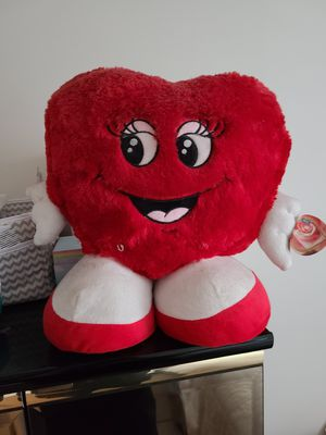 Heart teddy bear for Sale in Downey, CA
