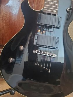 Dean Deceiver X Les Paul Style Guitar Lefty for Sale in Houston,  TX