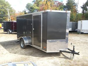 New Liberty 6 x 12 enclosed cargo trailer for Sale in Enfield, CT