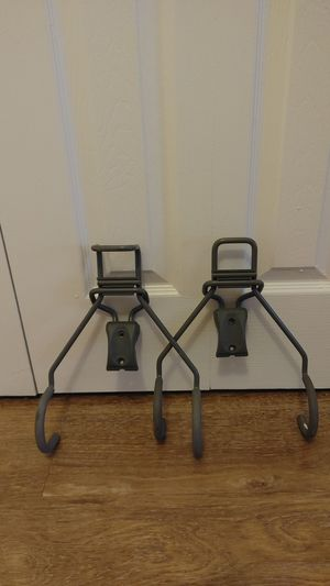 Elfa Horizontal Bike Hook Rack (2) for Sale in Westminster, CO