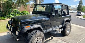 1993 Jeep yj 4x4 for Sale in Valley Home, CA
