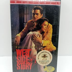 West Side Story VHS Cassette Vintage 1998 for Sale in Waterbury, CT