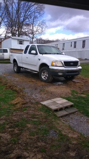 1999 FORD F150 SUPER CAB - 160K - NEEDS HEAD GASKET. NO RUST - 4x4 for Sale in Nickelsville, VA