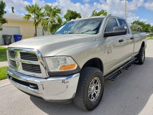 $20498 CASH DODGE RAM 2500 6.7 CUMMINS 4WD 2010 for Sale in Hollywood, FL