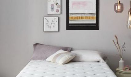 Beautyrest Signature Select Queen Mattress + Foundation + Frame + FREE SHEETS for Sale in Redwood City,  CA