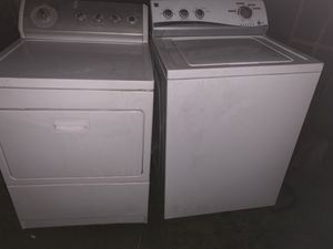 Kenmore washer and dryer for Sale in Fresno, CA
