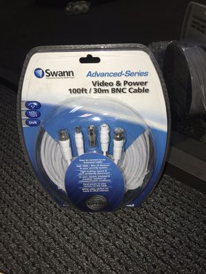 Security camera cable for Sale in Tempe, AZ