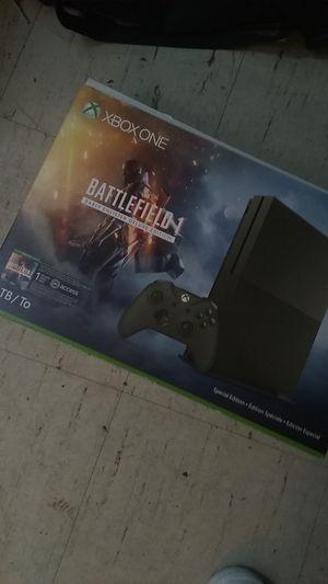 Battlefield 1 1tb Xbox one for Sale in Washington, DC