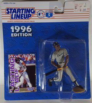 Starting Lineup 1996 MLB Baseball Frank Thomas Chicago White Sox for Sale in Tacoma, WA