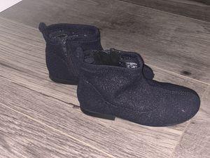 Boots- 10c- black for Sale in Oceanside, CA