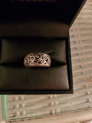 Beautiful Sterling Silver 925 Ring Size 6 Stamped for Sale in Virginia Beach, VA