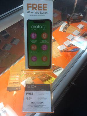 Boost Mobile Motorola G7 for Sale in Phoenix, AZ