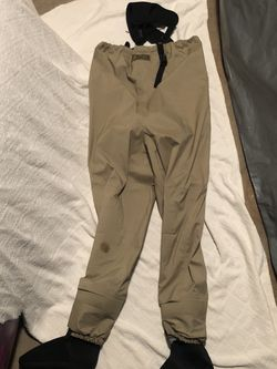 Cabelas Dry Plus (breathable) Stocking Foot Waders for Sale in Seattle,  WA
