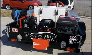 Mobile auto detailing business for Sale in Anaheim, CA