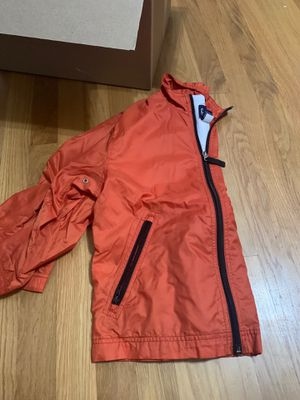 Gap orange jacket boy size s for Sale in Temecula, CA