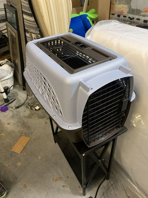 Small/medium sized dog crate for Sale in Clearwater, FL