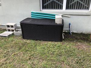 Plastic container storage for Sale in Orlando, FL