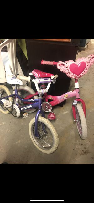 tow kids bikes for Sale in Medford, MA