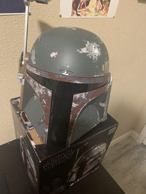 StarWars the black series Boba Fett Helmet for Sale in Tacoma, WA