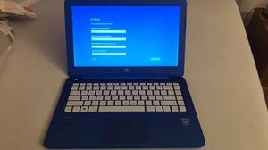 """HP Stream 13.3"""" HD Notebook PC hp 13-c110nr for Sale in Clifton, NJ"""