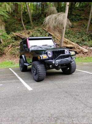 2005 Jeep Wrangler X for Sale in Puyallup, WA