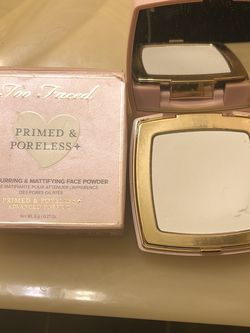 Too Faced Primed & Poreless Face Powder for Sale in Chicago,  IL