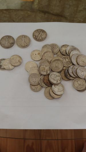 Silver coins for Sale in Taunton, MA