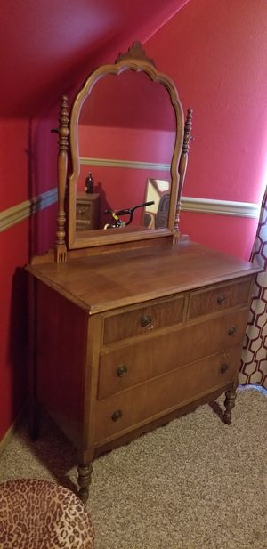 Antique Dresser for Sale in Everett, WA