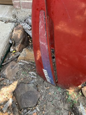 Craftsman hood for tractor asking 25.00 for Sale in Wylie, TX