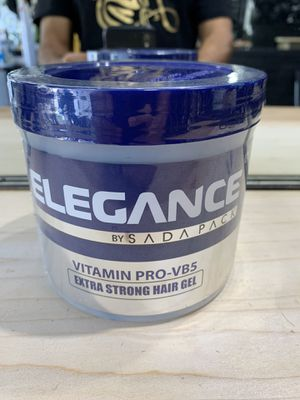 Hair products elegance matte past gel wax cream for Sale in Houston, TX