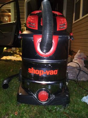 SVX2 ShopVac perfect condition for Sale in Washington, WV