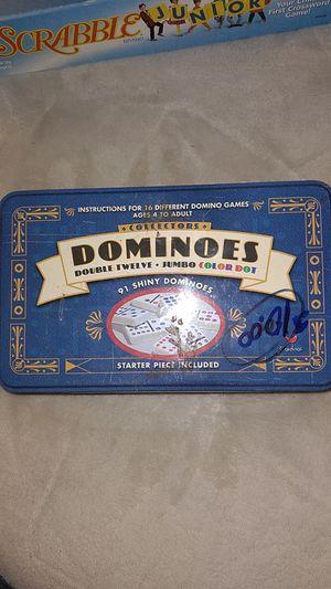 Collector's Dominoes for Sale in Vidalia, GA