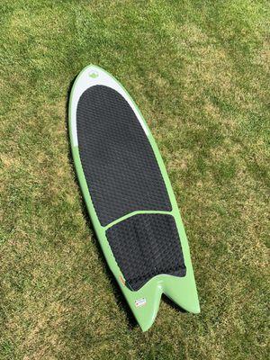 "Liquid Force x Evo Fish Wakesurf Board 5'6"" for Sale in Bonney Lake, WA"