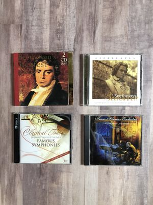 Old Vintage Classical Cd's for Sale in Gilbert, AZ