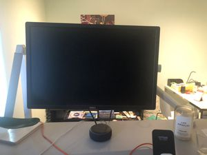 "Dell 23"" 1080P LCD computer monitor with base stand (not pictured) for Sale in Miami, FL"
