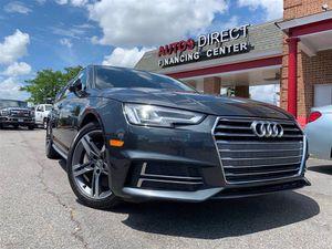 2017 Audi A4 for Sale in Fredericksburg, VA