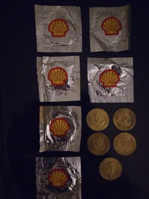 Vintage, Shell Coins for Sale in Homestead, FL