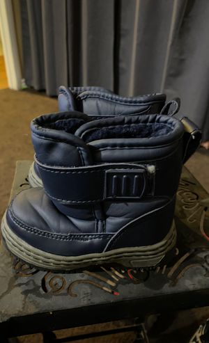 Baby Toddler Size 5 boy snow rain boots Circo brand for Sale in Torrance, CA
